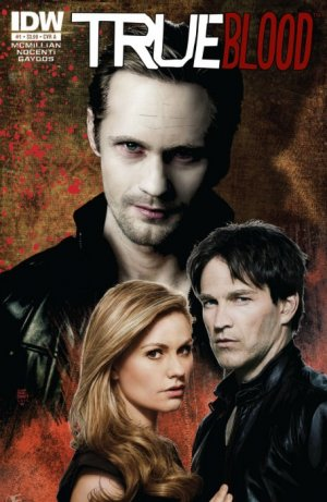 True Blood édition Issues V2 (2012 - 2013)