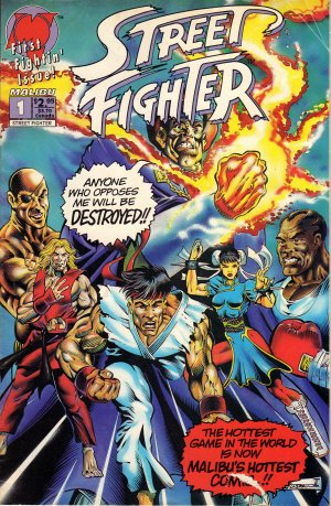 Street Fighter édition Issues V1 (1993)