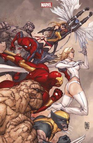 Uncanny X-Men # 8 Kiosque V4 (2013 - 2015)