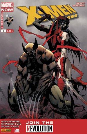 X-Men Universe # 8