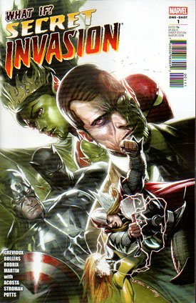 What If? - Secret Invasion édition Issues