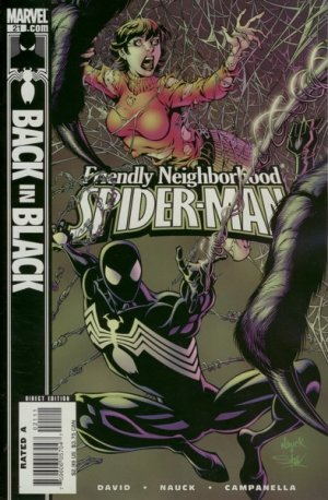Friendly Neighborhood Spider-Man # 21 Issues V1 (2005 - 2007)