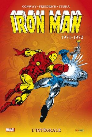 Iron Man # 1971
