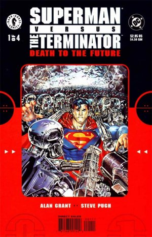 Superman versus the Terminator édition Issues (1999 - 2000)
