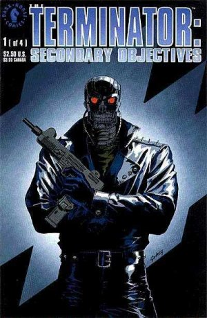 Terminator - Objectif Secondaire édition Issues