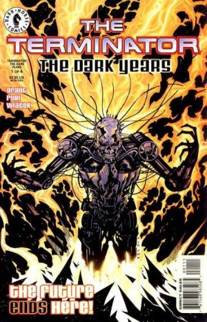 Terminator - The dark years édition Issues