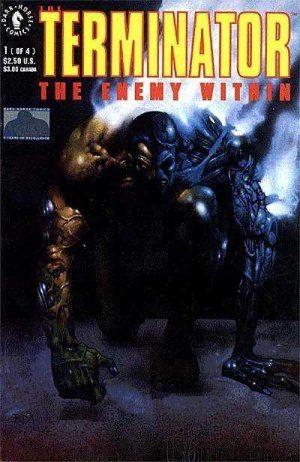 The Terminator - The Enemy Within édition Issues