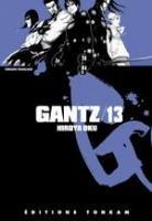 Gantz T.13