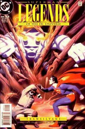 Legends of the DC Universe # 22 Issues
