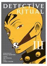 couverture, jaquette Detective Ritual 3  (Pika)