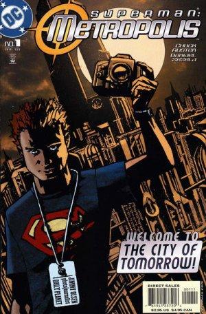 Superman - Metropolis édition Issues