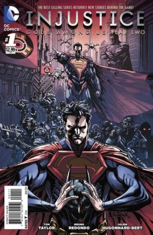 Injustice - Gods Among Us Year two # 1 Issues