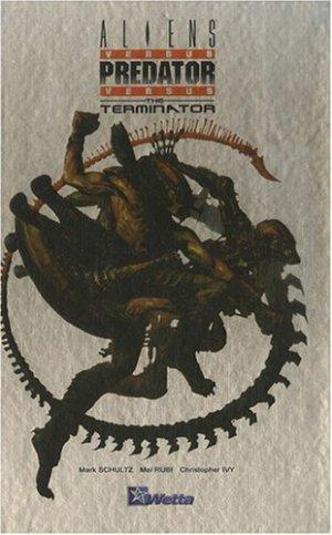 Aliens versus Predator versus the Terminator édition TPB hardcover (cartonnée)