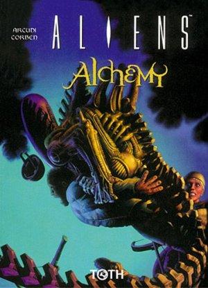 Aliens - Alchemy édition TPB hardcover (cartonnée)