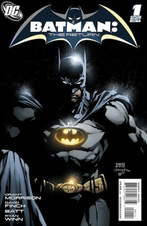 Batman - The Return # 1 Issues