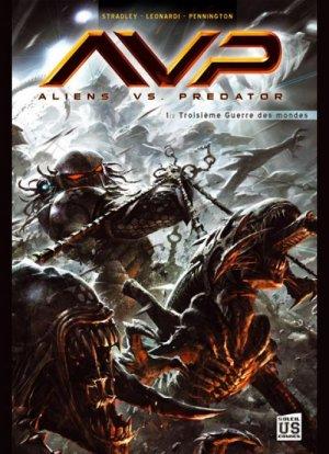 Aliens Vs. Predator édition TPB hardcover (cartonnée)