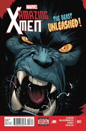 Amazing X-Men # 3 Issues V2 (2013 - 2015)