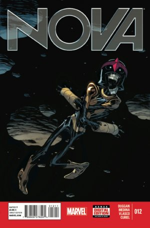 Nova # 12 Issues V5 (2013 - 2015)