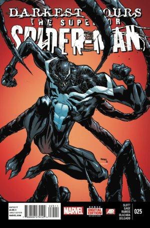 The Superior Spider-Man # 25 Issues V1 (2013 - 2014)