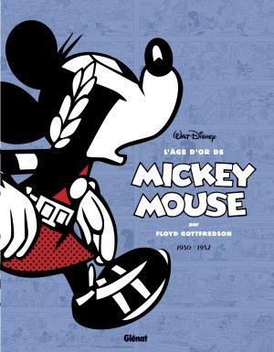 couverture, jaquette L'Âge d'Or de Mickey Mouse 9 TPB softcover (souple) (glénat bd) Comics