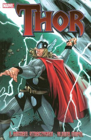 Thor # 1 TPB softcover (souple) - Issues V3