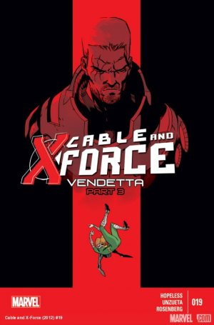 Cable and X-Force # 19 Issues (2012 - 2014)
