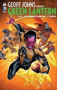 Green Lantern Sinestro Corps Special # 4 TPB Hardcover (cartonnée)