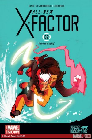 All-New X-Factor # 2 Issues (2014 - 2015)