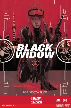 Black Widow # 2 Issues V5 (2014 - 2015)
