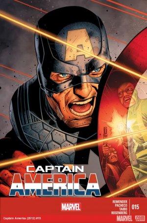 Captain America # 15 Issues V7 (2012 - 2014)