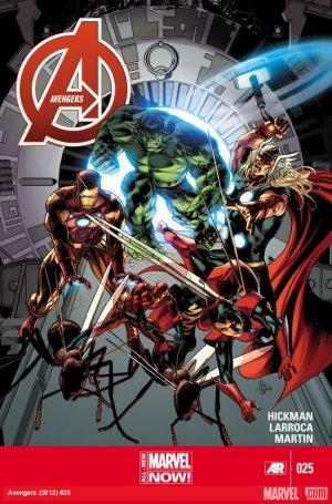 Avengers # 25 Issues V5 (2012 - 2015)