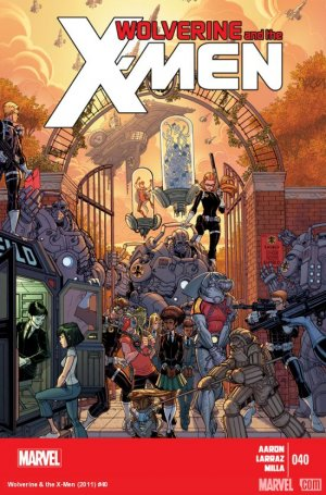 Wolverine And The X-Men # 40 Issues V1 (2011 - 2014)