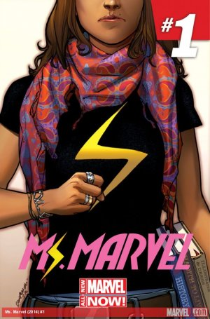 Ms. Marvel # 1 Issues V3 (2014 - 2015)