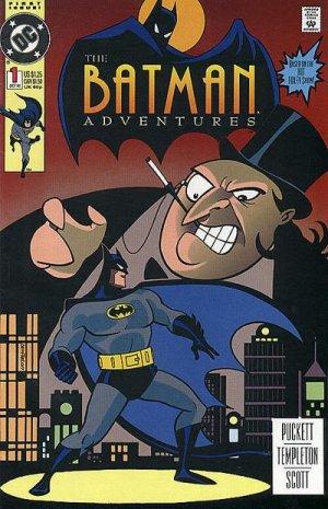 Batman - Les Nouvelles Aventures édition Issues V1 (1992 - 1995)