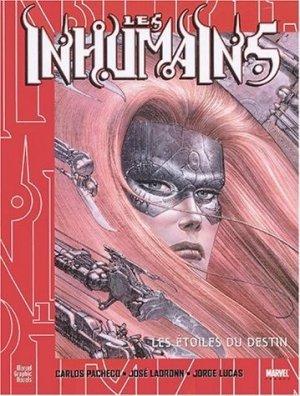 Les Inhumains - Les Étoiles du Destin # 1
