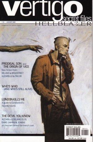 Vertigo Secret Files - Hellblazer édition Issues