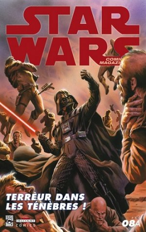 Star Wars comics magazine # 8