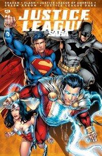 Justice League # 4 Kiosque mensuel