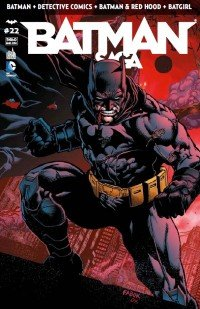 Batman - Detective Comics # 22 Kiosque mensuel (2012 - 2016)