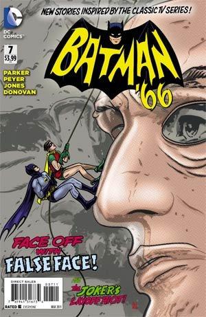 Batman '66 # 7 Issues V1 (2013 - 2015)