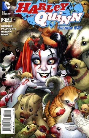 Harley Quinn # 2 Issues V2 (2013 - 2016)