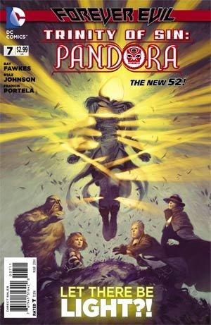Trinity of sin - Pandora 7