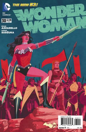 Wonder Woman # 30 Issues V4 - New 52 (2011 - 2016)