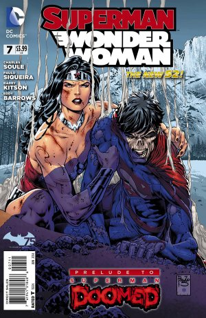 Superman / Wonder Woman # 7 Issues