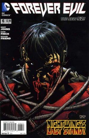 Forever Evil # 6 Issues