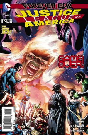 Justice League Of America # 12 Issues V4 (2013 - 2014)