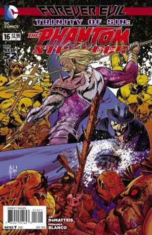 The Phantom Stranger # 16 Issues V4 (2012 - 2014)