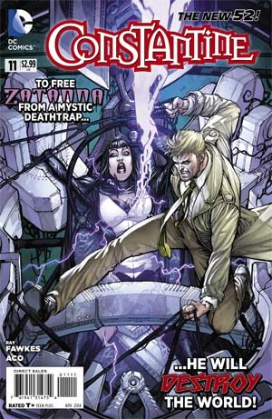 Constantine # 11 Issues V1 (2013 - 2015)