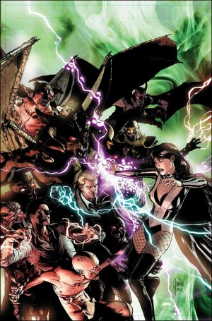 Justice League Dark # 28 Issues V1 (2011 - 2015) - Reboot 2011