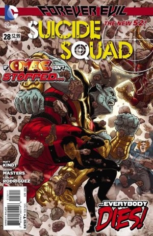 Suicide Squad # 28 Issues V4 (2011 - 2014)